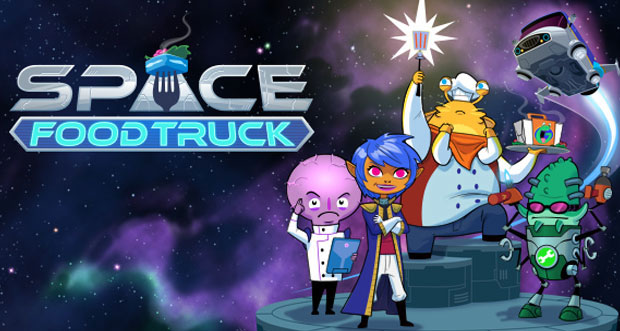 "Deckbuilding-Game ""Space Food Truck"" günstig wie nie"
