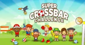 Super Crossbar Challenge: dieses neue Arade-Game hat einen Lattenschuss