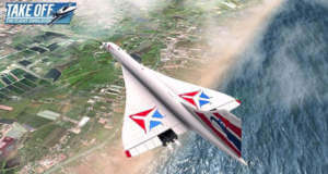 """Take Off – The Flight Simulator"" durchbricht per Update die Schallmauer"