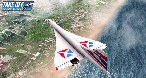 """""""Take Off – The Flight Simulator"""" durchbricht per Update die Schallmauer"""