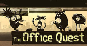 "Flucht aus dem Büro in witzigem Point-and-Click-Adventure ""The Office Quest"""