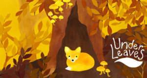 Under Leaves: wunderschönes Hidden-Objects-Puzzle als Premium-Download