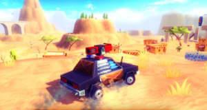 Zombie Safari: Zombies plätten in neuem Fun-Racer von Dogbyte Games