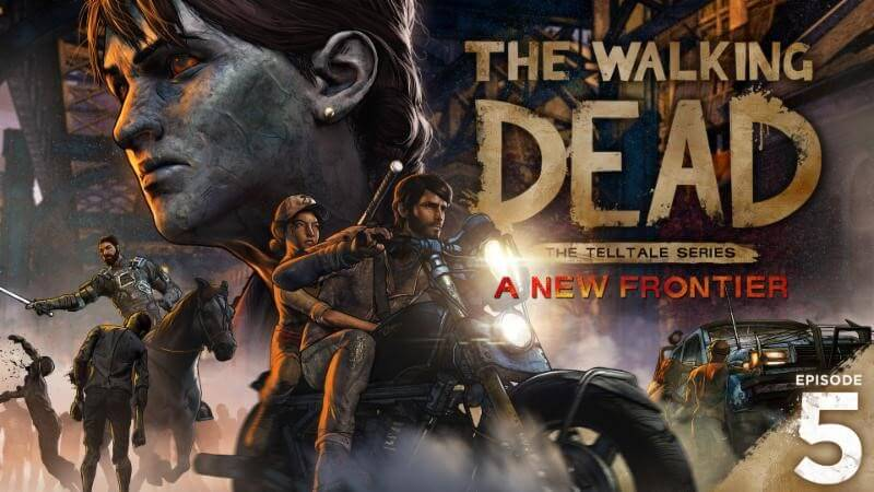 The Walking Dead: The Telltale Series - A New Frontier finale Epsiode Releasetermin iOS