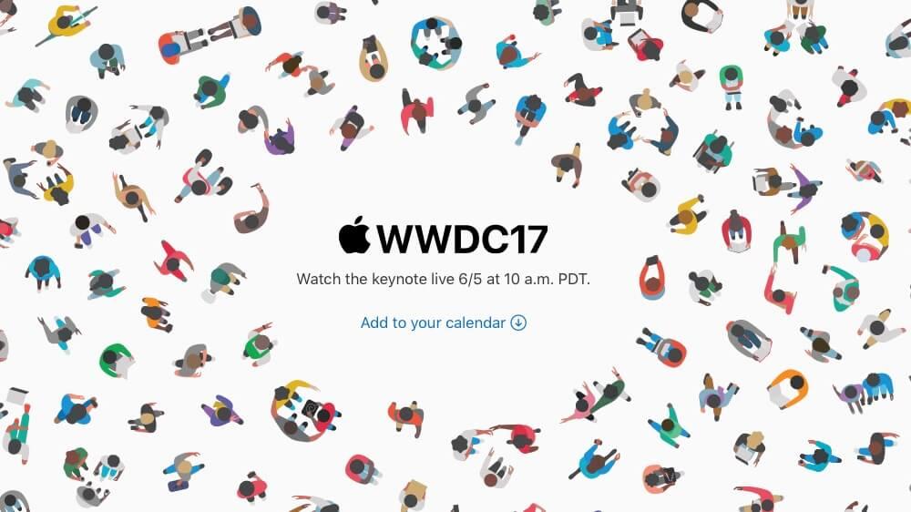WWDC 2017 Live Stream