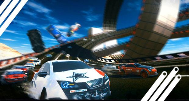 """Rennspiel """"Ace Racing Turbo"""" rast in den Soft-Launch – auch in Deutschland"""