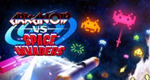 Arkanoid vs Space Invaders: neue Mischung zweier Arcade-Klassiker