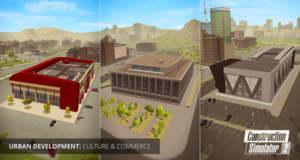 """Update für """"Bau-Simulator 2"""": neue Großaufträge und Verbesserungen"""