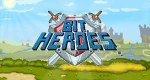 Bit Heroes: neues Dungeon-Crawler-MMORPG mit PvP-Arenen