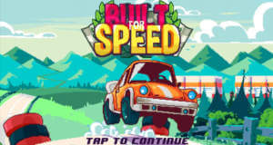 Built for Speed: neuer Arcade-Racer als Gratis-Download