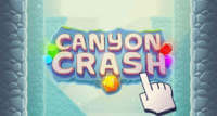 canyon crash ios highscore game