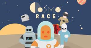 Cosmo Race: Jump'n'Run-Wettrennen mit sechs Kosmonauten