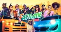 fastlane road to revenge ios endless racer arcade shooter