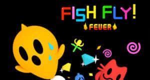 """Neues Arcade-Game """"Fish Fly Fever"""": Plankton treffen und Diamanten einsammeln"""