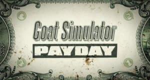 """""""Goat Simulator PAYDAY"""" neu für iOS: ein tierischer Banküberfall"""