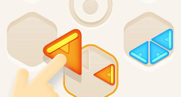 """""""Hexa Pop!"""" ist ein neues Gratis-Puzzle mit bekanntem Spielprinzip"""