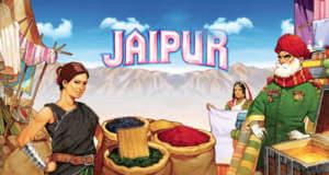 """Tolles Strategie-Kartenspiel """"Jaipur: Ein Kartenduell"""" neu für iOS"""