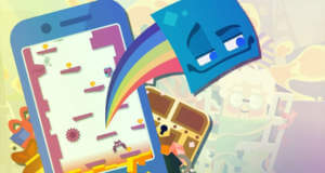 """Jumping Joe!"" ist ein neues Highscore-Game von Fishlabs"