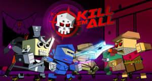 Kill 'em All: Reaktionstest als Mehrspieler-Duell für bis zu 8 Spieler