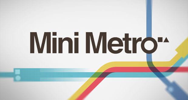 """5-Sterne-Spiel """"Mini Metro"""" für günstige 2,29€ laden"""