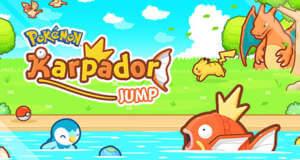 """""""Pokémon: Karpador Jump"""" ist ziemlich eintönig, aber irgendwie doch unterhaltsam"""