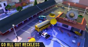 Reckless Getaway 2: actionreiche und endlose Flucht vor der Polizei