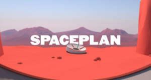 SPACEPLAN: experimentelles Interaktionsspiel in den Weiten des Alls
