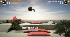 Stickman Skate Battle: PvP-Skateboard-Duelle neu von Djinnworks