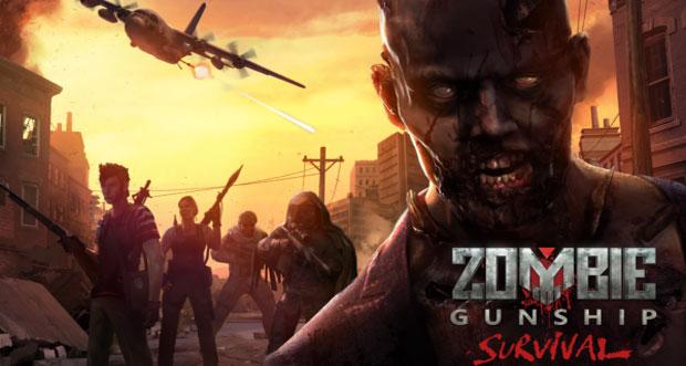 """""""Zombie Gunship Survival"""" von flaregames ist im AppStore gelandet"""