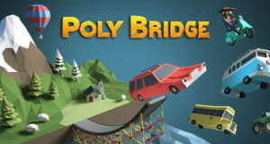 Poly Bridge: neue Brückenbau-Simulation bietet über 100 Level