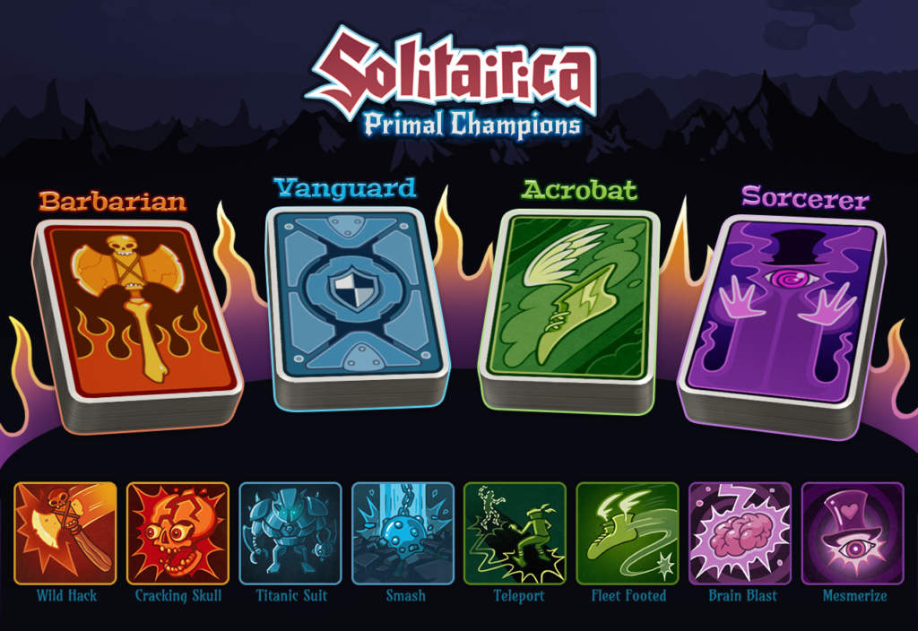 Solitairica iOS