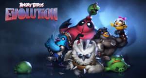 """""""Angry Birds Evolution"""" neu für iOS: die Vögel sind wütend wie nie"""