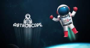 """Astroscape: neues Geschicklichkeits-Puzzle auf den Spuren von """"Slip Away"""""""