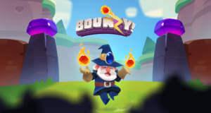 """""""Bounzy!"""" von Gram Games ist ein magischer Kampf gegen Monster"""