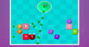 Break 360: bekanntes Arcade-Spielprinzip mit neuer Anordnung