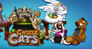 Castle Cats: langweiliges Idle-Management-Game mit putzigen Kätzchen