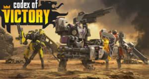 Codex of Victory: neues Scifi-Strategiespiel ist ein echtes Premium-Game