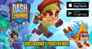Dash Legends: neuer Mehrspieler-Autorunner von Umbrella Games