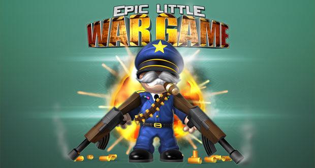 """Neues Strategiespiel """"Epic Little War Game"""" schon reduziert"""