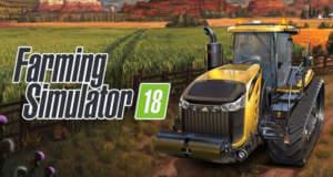 Farming Simulator 18: neuer Landwirtschafts-Simulator sucht Hobby-Landwirte