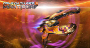 Galaxy on Fire 3 – Manticore: Gladiator-Update mit neuem Eventmodus