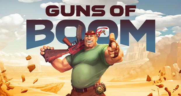 """Online-Shooter """"Guns of Boom"""" erhält neuen Modus, neue Map & mehr"""