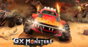 GX Monsters: neues Multiplayer-Rennspiel als Gratis-Download