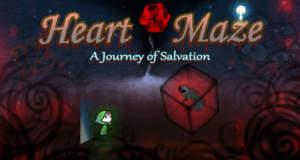 Heart Maze: liebevoller und kreativer Puzzle-Plattformer neu als Premium-Download