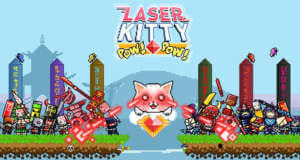 Laser Kitty Pow Pow: neues Action-Arcade-Game mit Laserkatzen