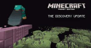 """Großes Discovery-Update für """"Minecraft: Pocket Edition"""" erschienen"""