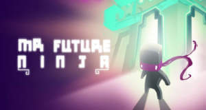 """Premium-Puzzle-Plattformer """"Mr Future Ninja"""" von Appsolute Games günstig wie nie"""