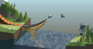 "Neue iOS Spiele: ""Poly Bridge"", ""Mr Future Ninja"", ""forma.8 GO"", ""Pocket Kingdom"" uvm."