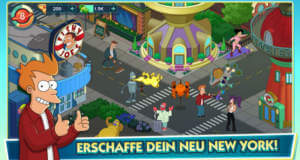 "Neue iOS Spiele: ""Futurama: Worlds of Tomorrow"", ""Safari Kart"", ""Final Fantasy XV: A New Empire"" uvm."