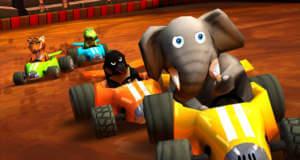 Safari Kart: ein tierisch spaßiger Fun-Racer für iOS?